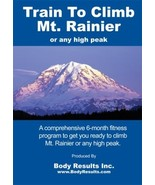 Train To Climb Mt Rainier or any High Peak DVD - $14.99