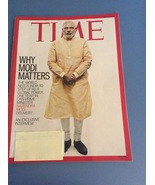 Time Magazine Why Modi Matters India-War on Cri... - $4.00