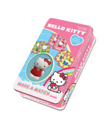NEW HELLO KITTY Make A Match GAME 2-4 Players A... - $12.99