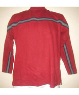 Gap Red Sweater Pullover Sweatshirt long sleeve... - $14.50