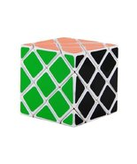 6-Side White Magic Cube Puzzle Intellectual Toy... - $24.74