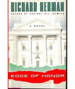 Edge of Honor, A Novel Richard Herman Hardcover - $13.99