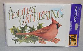 Marjolein Bastin Cardinal Bird A Holiday Gather... - $5.93