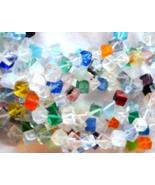 Cubed Gemstone Quartz Bead 6mm Lot of 52 Mixed ... - $14.75