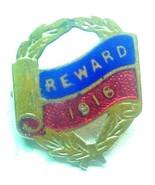1916 REWARD pin old antique - $4.50