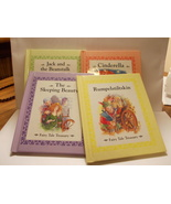 Fairy Tale Treasury Story Book Collection Set o... - $6.99