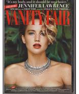 Vanity Fair Magazine November 2014 Jennifer La... - $7.95