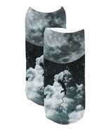 Climbing to the Moon Ankle Socks - $5.95