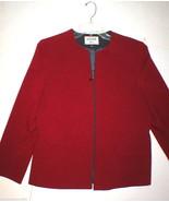 Kasper ASL Suit Separates Blazer Jacket 14 Work... - $163.50