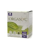 Organyc Cotton Feminine Night Pads - Folded wit... - $24.95