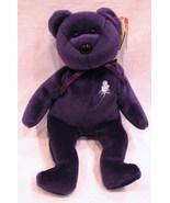 Ty Beanie Babies Princess Diana Bear PE Pellets... - $20.00