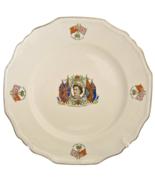 Commemorative Queen Elizabeth II Coronation Pla... - $49.00