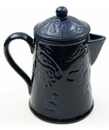 Kaldun & Bogle Blue Bandana Coffee Pot - £25.70 GBP