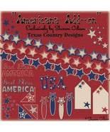Americana Add-on Digital Scrapbooking Kit - $3.50