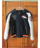 New Women's Denver Bronco's Cheerleader style jacket.