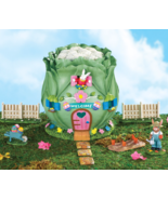 Easter Bunny Cabbage Garden Home - 9 pc Set - $26.95
