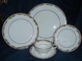Noritake Warrington 6872 ONE 7 pc Place setting... - $55.95