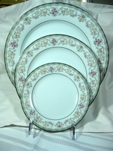 Noritake Edgewood 5807 ONE Place setting  (5 pc... - $34.95