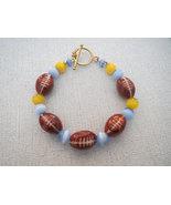 San Diego Chargers Football Porcelain Bracelets - $20.99 - $23.50