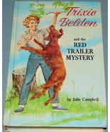 Trixie Belden #2 Red Trailer Mystery Deluxe 1965 - $9.99