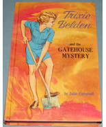 Trixie Belden #3 Gatehouse Mystery Deluxe 1965 - $9.99