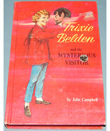 Trixie Belden #4 The Mysterious Visitor Deluxe ... - $9.99