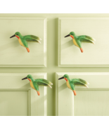 10-Pc Hummingbird Kitchen Cabinet Drawer Pulls - $19.95