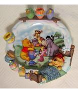 Disney Pooh Plate