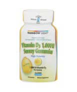 Vitamin D Sunny Gummies Sour Lemon - 1000 Iu - ... - $24.95