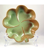 Frankoma_pottery_4_leaf_clover_dish_1_thumbtall