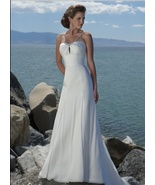 Darius Cordell | #BDW-008 Beach Wedding Dresses... - $500.63