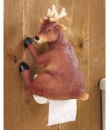 Woodland Booty Deer Toilet Paper Holder  - $21.95