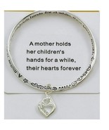 A Mother's Hands Inspiration Engraved Metal All... - $14.00