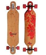 Skate Complete Longboard Skateboard, Bamboo, Pr... - $252.44