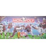 MONOPOLY NFL OFFICIAL LIMITED COLLECTORS EDITIO... - $18.00