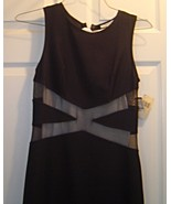 Ramapage Ladies Size L Black Long Bodycon Sleev... - $29.99