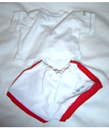 Vintage Cabbage Patch Doll Clothing -  White Sh... - $8.95