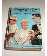 Antique Book Surgical Call Margaret Sangster 19... - $10.00