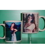 Shania Twain 2 Photo Designer Collectible Mug - $14.95