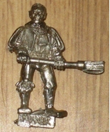 Warhammer Fantasy Empire Mortar Crewman metal n... - $4.00