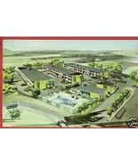 ARLINGTON VA SOUTH GATE MOTOR HOTEL 1961   POST... - $7.28