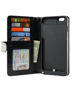 5.5-inch iPhone 6 Plus Folio PU Leather Wallet ... - $39.50