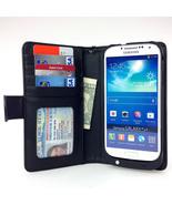 Folio Wallet Leather Case Samsung Galaxy S3 Pow... - $39.50