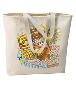 5 O'Clock Some Porch Iced Tea New Large Tote Ba... - $18.99
