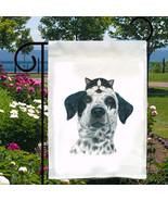 Tuxedo Cat and Dog Buddies New Small Garden Yar... - $12.99