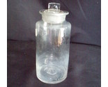 Buy antique pharmaceutical apothecary glass bottle T. C. W. Co