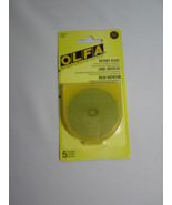 Olfa Rotary Blades 60 mm 5 pack - $46.49