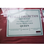 REALLE COLLECTION 2000 SERIES QUEEEN  - $22.00