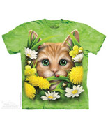 The Mountain T-Shirt Kitten in Springtime Cat A... - $21.54 - $30.60