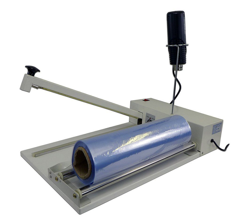 shrink wrap machine for shoes